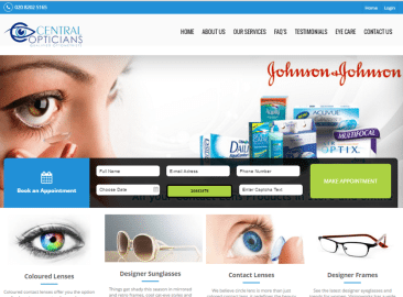Central Opticals