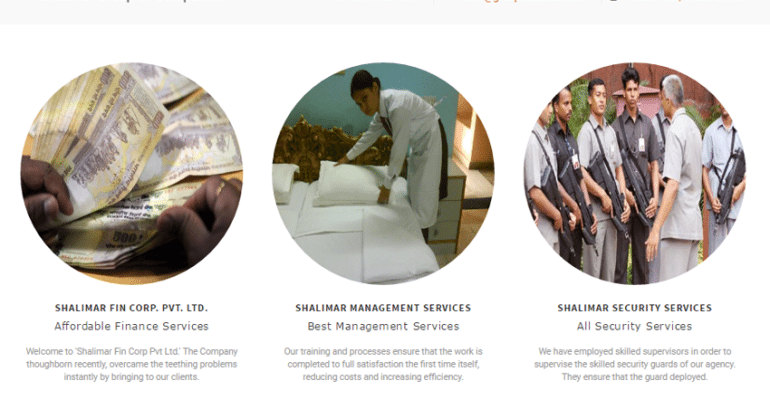 Shalimar Group of Companies