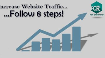 increase website traffic