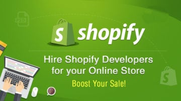 Shopify developer