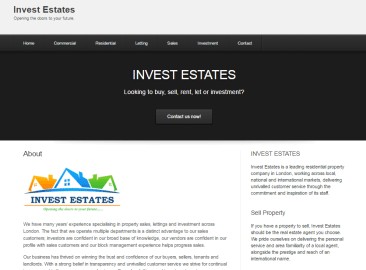 invest Estates