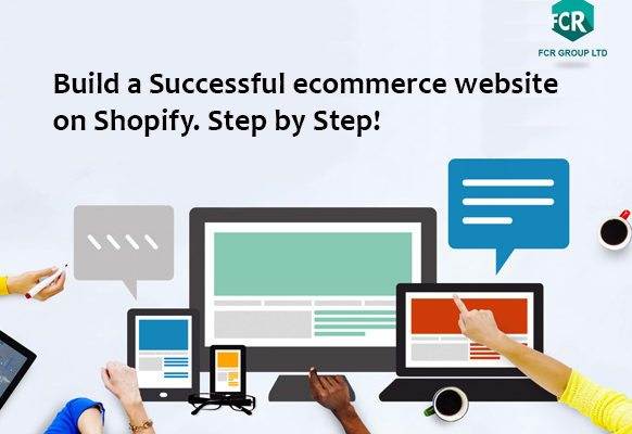 build a successful e-commerce website on Shopify