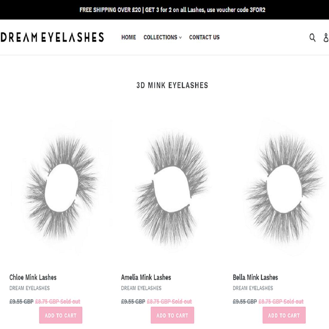 Dreameyelashes